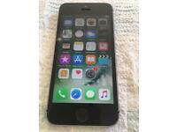 iPhone 5s 16GB on three