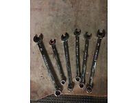 Spanner Wrench Tool Mechanic Car Garage