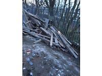 Free firewood!!