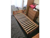 Single bed frame for sale £25