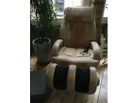 Massage chair for collection in Shoredtich