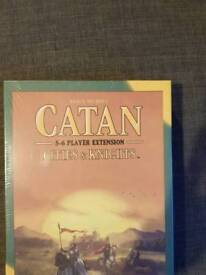 Catan Cities & Knights 5-6 ext.