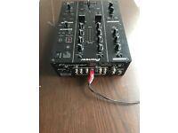 Pioneer djm 350 mixer in great condition