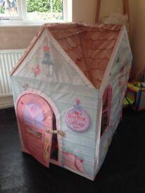 Children's indoor playhouse
