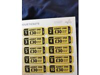 10 Paintballing tickets- Delta Force