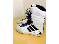 Adidas boots, size 7,immaculate as seen in pics, bargain at £45,no time wasters please