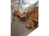 Bench Space Available in Well-equipped Furniture Making Workshop London E10 7QE £600/month inc.