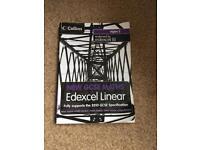 GCSE Edexcel maths revision textbook