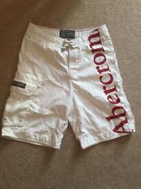Abercrombie & Fitch men's swim shorts