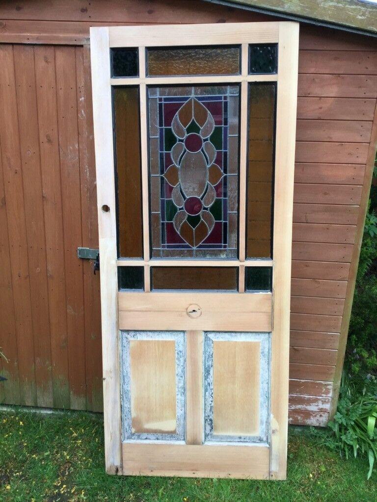 Victorian Stained Glass Door In Billericay Essex Gumtree