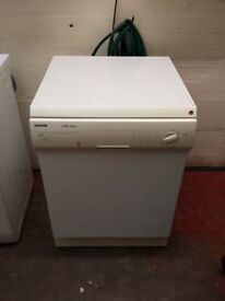 hoover full size dishwasher