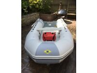 Zodiac inflatable tender for sale