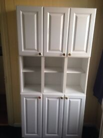 £25 Bathroom storage unit