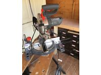 Mitre saw buyer collects £35
