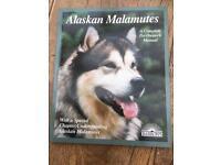 Alaskan malamute book