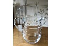 Large 2.5 litre water jug
