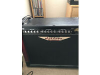 Ashdown 50w Guitar amp with footswitch