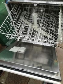 NEFF integrated dishwasher needs attention bargain