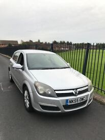 Vauxhall Astra 1.4 Club only 82000 miles
