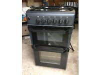 Indesit IT50G Freestanding Gas Oven