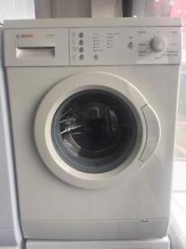 Bosch white good looking 7kg 1200spin washing machine