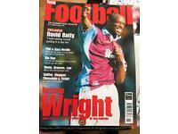 Full set of the magazine Total Football