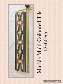 Beautiful marble edging tiles, granite, marble, natural stone