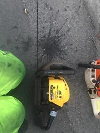 McCullock petrol hedge cutter