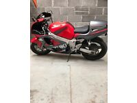SUZUKI GSXR 600 mot 05/19 first to see will buy (PX SWAP)