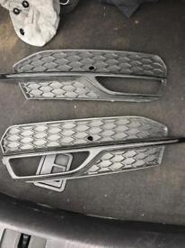 Audi a3 2014 fog grills