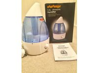 Challenge 3.2 litre ultrasonic humidifier
