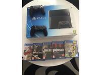 PlayStation4 boxed