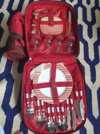 Unused 4 person picnic rucksack