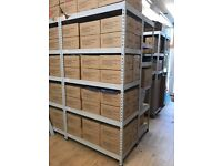 Racking for Stockroom or Warehouse