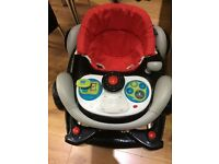 Racing Car baby walker