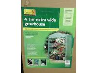 Grow It Tier - Extra wide grow house