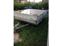 Large trailer any questions please phone 07961541629