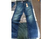 Levi jeans 505 new