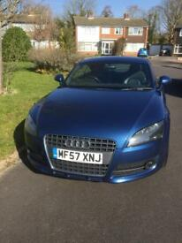 Audi TT 2.0 Coupe 2dr Blue (2007)