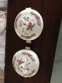 2 Wedgwood Soup Tureens for sale