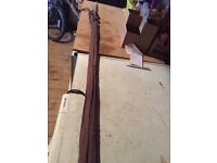 """Fly fishing rod - carbon 9' 1"""""""