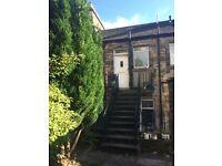 2 bedroom property to let in Commercial Street, Kirkcaldy - main door with private garden