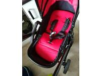 Red kite pushchair