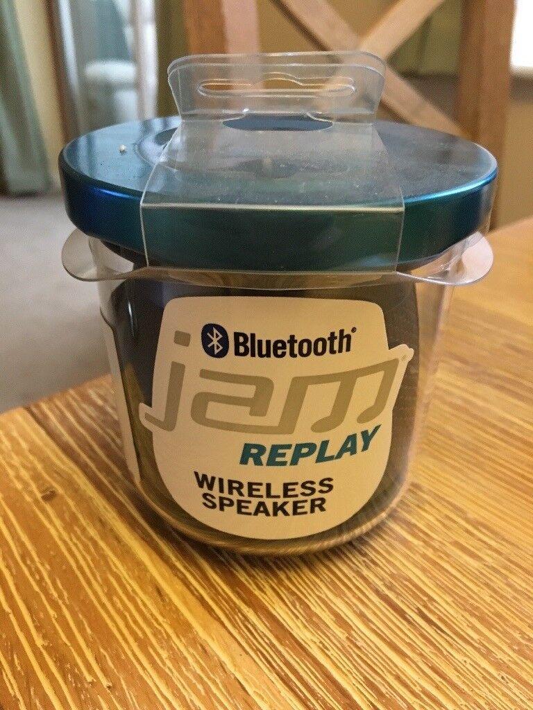 NEW Jam Replay Bluetooth wireless speaker