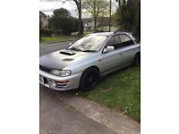 Subaru wrx turbo 4x4 import auto wagon