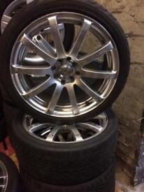 Kei Racing force 10 alloys