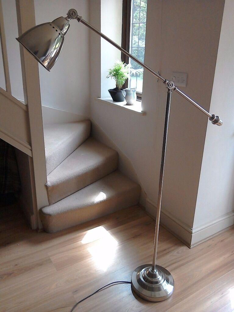 IKEA Barometer floor/reading lamp | in Chichester, West Sussex | Gumtree