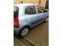 2006 kia picanto 1ltr engine timing belt replaced