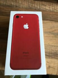 Iphone 7 red edition