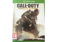Xbox one advanced warfare
